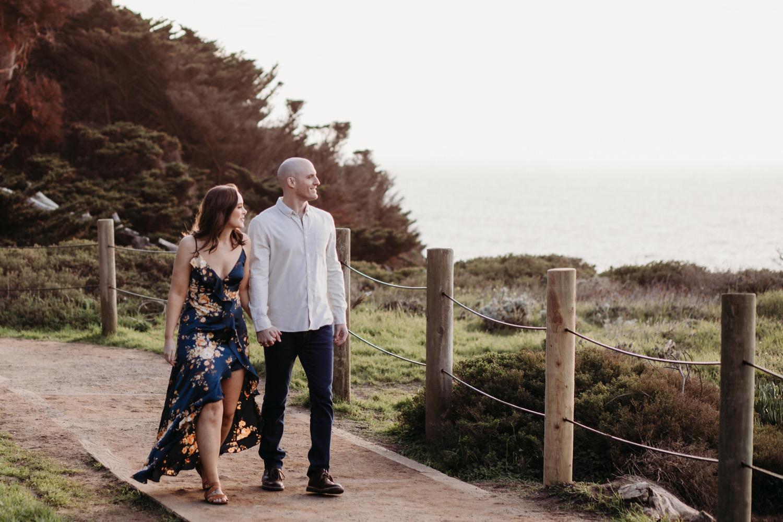 vSutro Baths Engagement Photos
